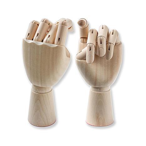 Jacke Richeson Wood Hand Manikins - Child Hand