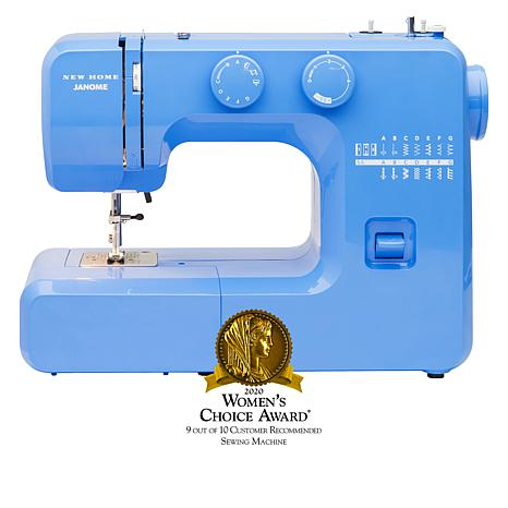 Janome 40Stitch Color Me Sewing Machine Standard 40 HSN Adorable Clearance Sewing Machines