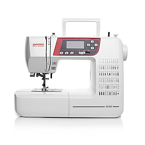 Janome 49360 Quilters' Full-Size Sewing Machine