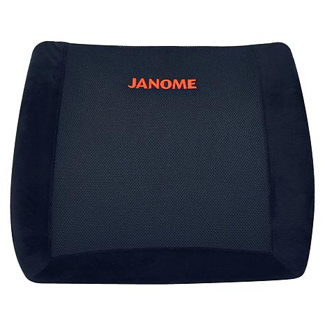 Janome Sew Comfortable Lumbar Support Sewing Cushion