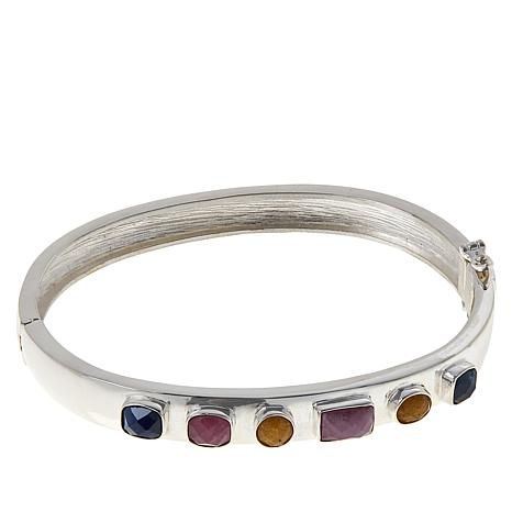 Jay King Gallery Collection Multi-Color Sapphire Bracelet