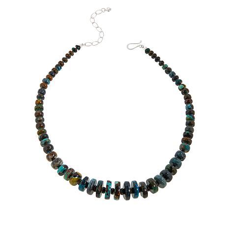 Jay King Hubei Turquoise Chunky Beaded Necklace