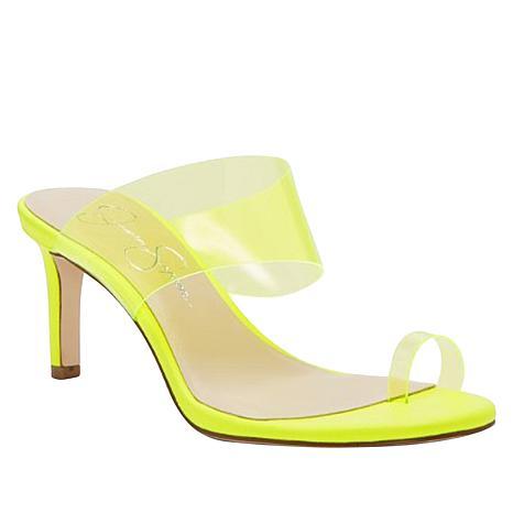 Jessica Simpson Lisah Toe-Ring Heeled Sandal