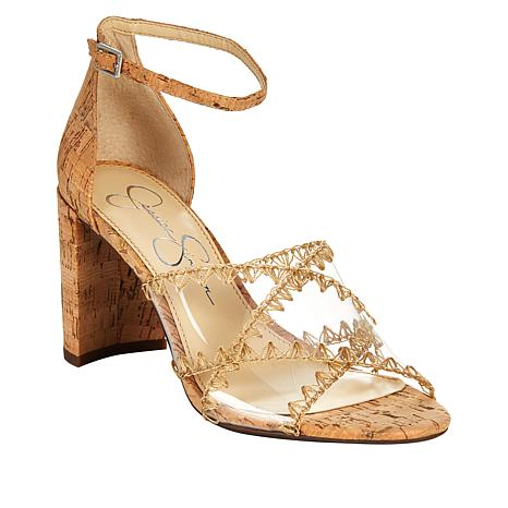 Jessica Simpson Nikaye Ankle Strap Dress Sandal