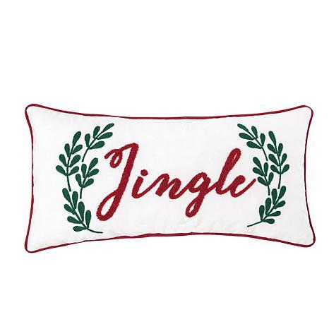 Jingle Sprig Pillow