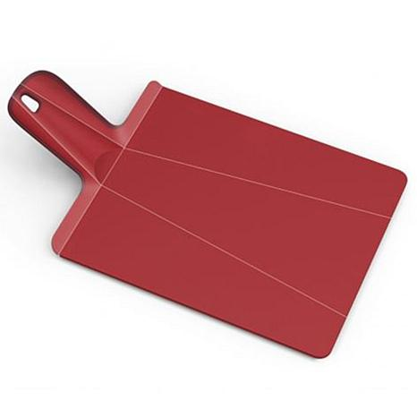 Joseph® Joseph Chop2Pot Plus Cutting Board - Red