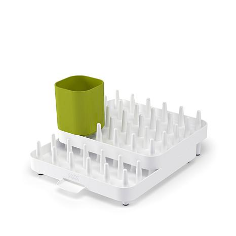 Joseph Joseph Connect Adjustable 3pc Dish Rack w/Drain