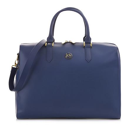 JOY E*Lite Couture Genuine Leather Weekender with RFID