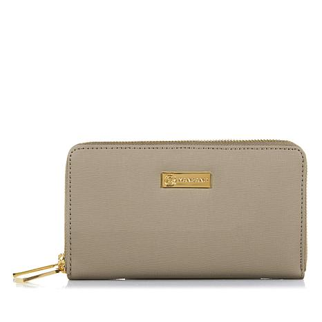 JOY Luxurious Leather Wallet with RFID-Blocking Technology