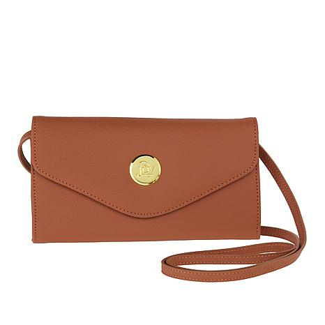 JOY Smart & Chic Leather Crossbody/Wallet with RFID
