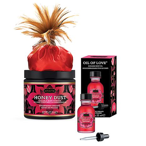 Kama Sutra Kissable 2 Pack 10081458 Hsn