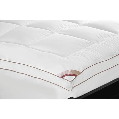 "Kathy Ireland 2"" Gusset Full Polyester Mattress Topper"