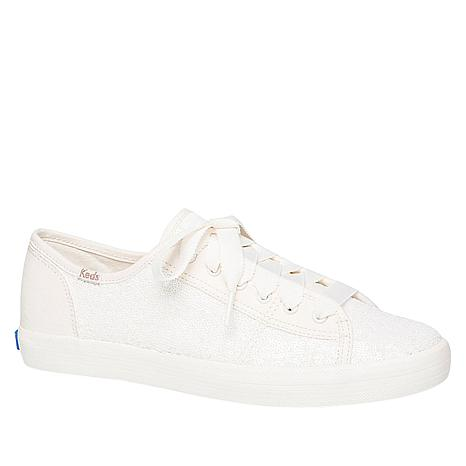 Keds Kickstart Mini Sequin Lace-Up Sneaker