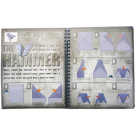 Klutz Book of Paper Airplanes Kit
