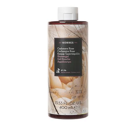 Korres 13.53 fl. oz. Cashmere Rose Hydrating Shower Gel