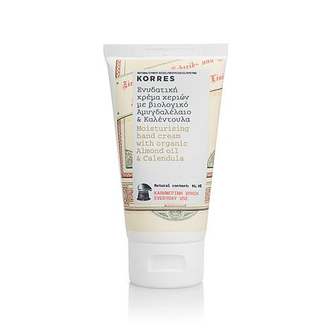 Korres Almond Oil and Calendula Hand Cream