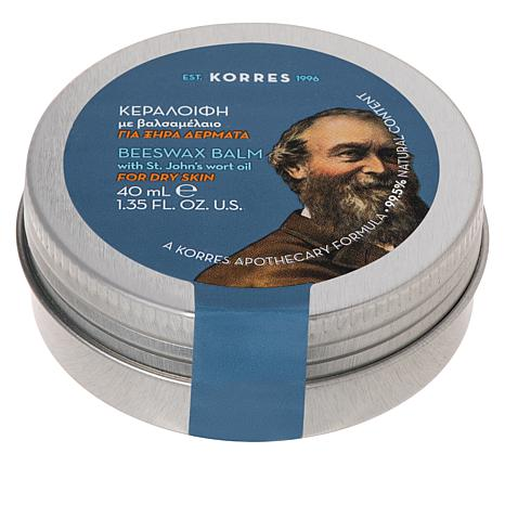 Korres Apothecary Beeswax Balm with St. John's Wort