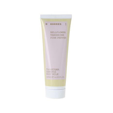 Korres Bellflower Tangerine & Pink Pepper Body Milk