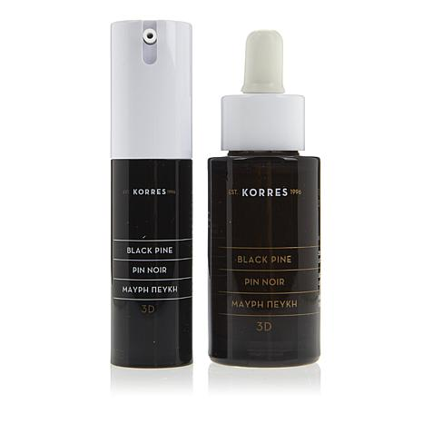 Korres Black Pine 3D Firming Serum & Eye Cream