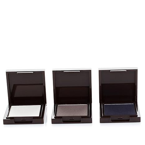 Korres Evening Primrose Eyeshadow Trio - Smoky Midnight