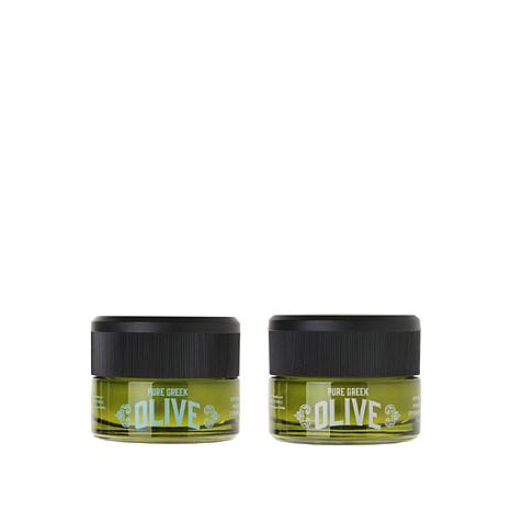 Korres Greek Olive Oil Day and Night Skincare Duo