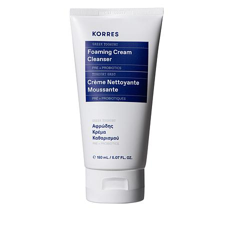 Korres Greek Yoghurt Foaming Cleanser