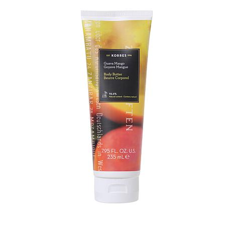 Korres Guava Mango Jumbo Smoothing Body Butter - 7.95 fl. oz.