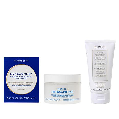 Korres Hydra-Biome™ Probiotic Superdose & Cleanser Set