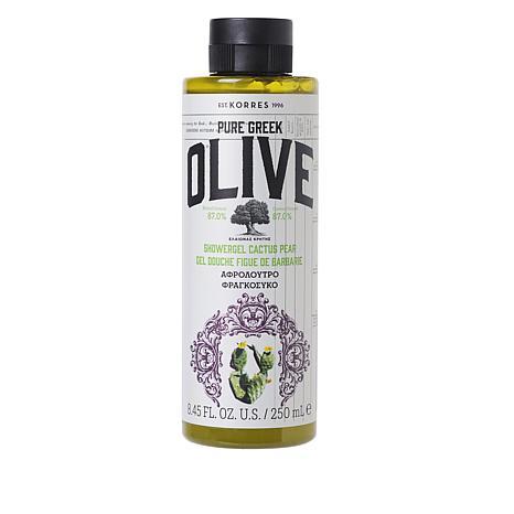 Korres Olive Oil and Cactus Pear Shower Gel