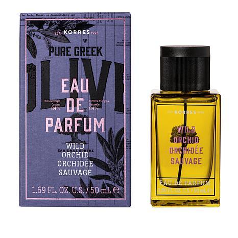 Korres Olive Oil & Wild Orchid Eau de Parfum