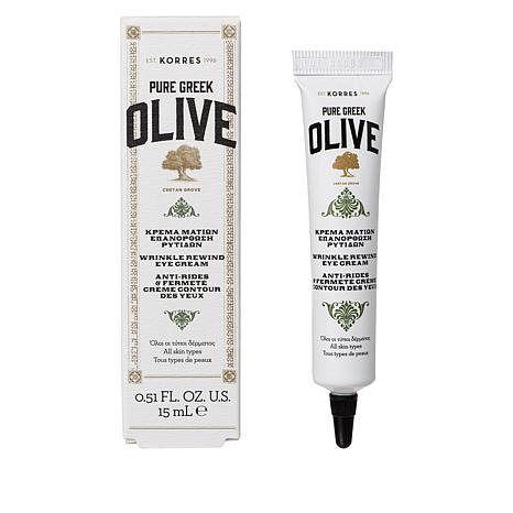 Korres Pure Greek Olive Oil Wrinkle Rewind Eye Cream