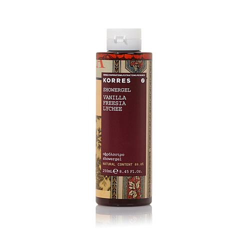 Korres Vanilla Freesia Shower Gel