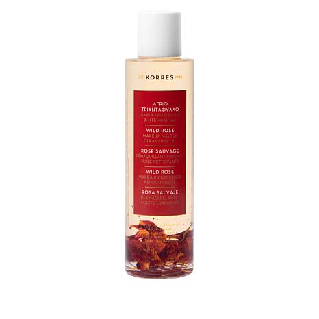 Korres Wild Rose Makeup Melter Cleansing Oil