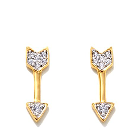 "Kristin Chenoweth ""Follow Your Arrow"" Earrings"