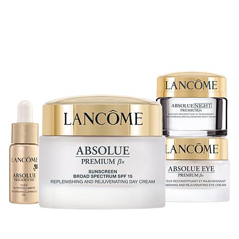 Lancôme Absolue Bx Day/Night/Eye Cream and Precious Oil 4-piece Set