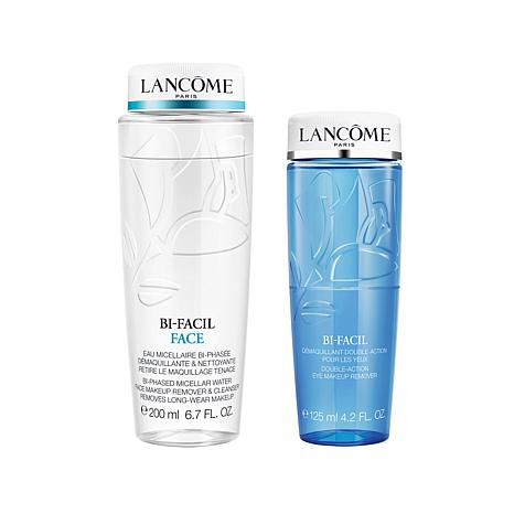 Lancôme Bi-Facil Face and Eye Cleanser Duo