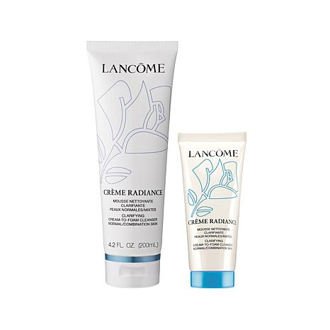 Lancôme Créme Radiance Cleanser Home and Go Set