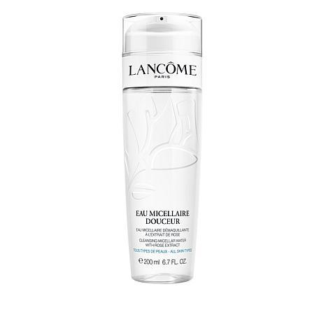 Lancôme Eau Micellaire Douceur w/Rose Extract - 6.7 oz.