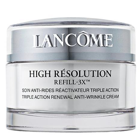 Lancôme High Resolution Refill-3X™ SPF Face Cream