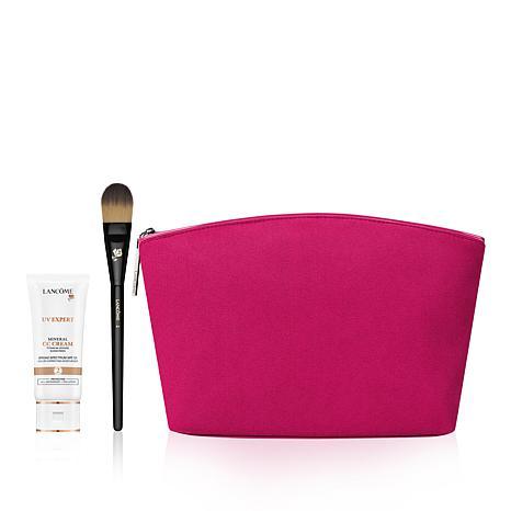 Lancôme Shade 2 UV Expert SPF 50 CC Cream, Brush and Bag Set
