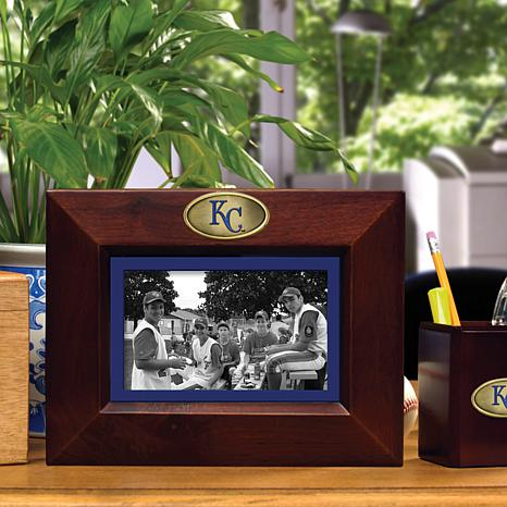 Landscape Brown Picture Frame - Kansas City Royals
