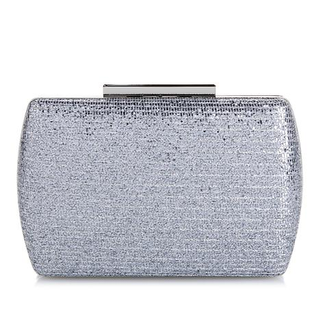 LaRegale Shimmer Minaudiere