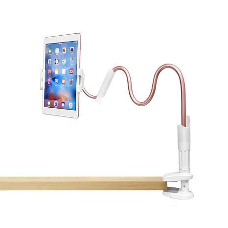 Incredible Lazy Arm Flexible Tablet Holder With Adjustable Clamp Interior Design Ideas Oteneahmetsinanyavuzinfo