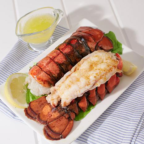 Legal Sea Foods Lobster Tails 4-count