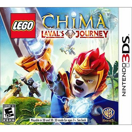 LEGO Legends of Chima: Lval's Journey - Nintendo 3DS