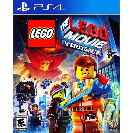 Lego Movie Videogame - PlayStation 4