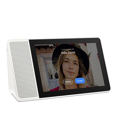 """Lenovo Smart Display with Google Assistant & 8"""" Touchscreen"""