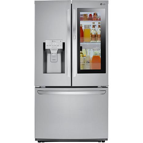 LG 22 Cu.Ft. Smart InstaView Door-in-Door Counter-Depth Refrigerator