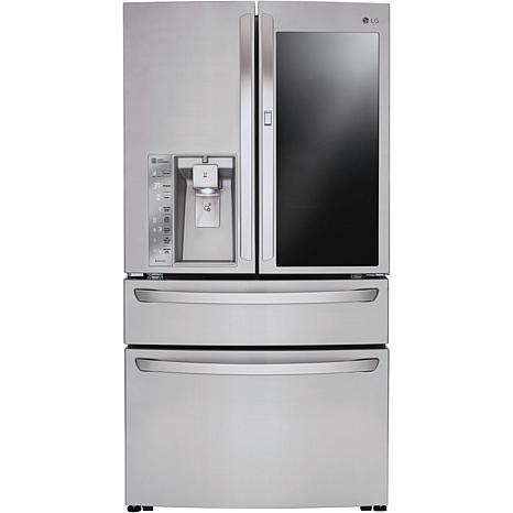 LG 30 Cu. Ft. InstaView Door-in-Door Stainless Steel Refrigerator