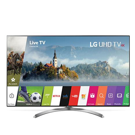"LG 55"" 4K Super UHD TV w/Dolby Vision, HDR Technology and HDMI Cable"